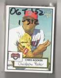 2006 Topps 52 (1-312) - WASHINGTON NATIONALS Team Set