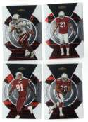 2005 Topps Finest Football Team Set - ARIZONA CARDINALS
