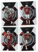 2005 Topps Finest Football Team Set - ARIZONA CARDINALS