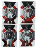 2005 Topps Finest Football Team Set - BALTIMORE RAVENS