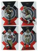2005 Topps Finest Football Team Set - NEW ORLEANS SAINTS
