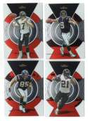 2005 Topps Finest Football Team Set - SAN DIEGO CHARGERS