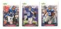 2006 Score Football Team (From Factory set) - NEW YORK GIANTS