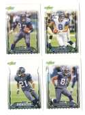 2006 Score Football Team (From Factory set) - SEATTLE SEAHAWKS
