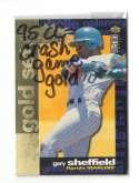 1995 Collectors Choice Crash the Game Gold - FLORIDA MARLINS