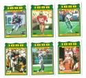 1988 Topps Football 1000 Yard Club (28 Cards)