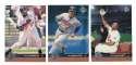 1997 Upper Deck (1-550) - MINNESOTA TWINS Team Set