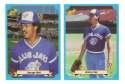 1988 Classic Blue - TORONTO BLUE JAYS Team Set