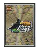 1996 Pacific Prism Team Logo - TAMPA BAY DEVIL RAYS