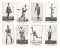 1917 Collins McCarthy E135 (Reprints) - BROOKLYN ROBINS (Dodgers) Team set