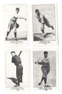 1917 Collins McCarthy E135 (Reprints) - CHICAGO CUBS Team Set