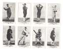 1917 Collins McCarthy E135 (Reprints) - CHICAGO WHITE SOX Team Set