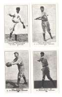1917 Collins McCarthy E135 (Reprints) - PHILADELPHIA PHILLIES Team Set