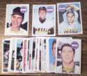 1969 Topps (EX Condition) - CALIFORNIA ANGELS Team Set