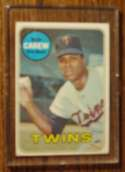 1969 Topps (EX Condition) - MINNESOTA TWINS Team Set