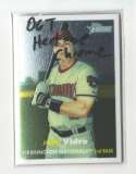 2006 Topps Heritage Chrome - WASHINGTON NATIONALS Team Set