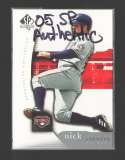 2005 SP Authentic - WASHINGTON NATIONALS