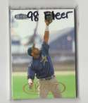 1998 Fleer Tradition - HOUSTON ASTROS Team Set