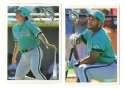 1994 Fleer - FLORIDA MARLINS Team Set