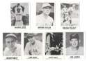 1977-84 TCMA Renata Galasso Greats - BALTIMORE ORIOLES /ST LOUIS BROWNS Team Set