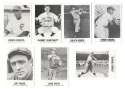 1977-84 TCMA Renata Galasso Greats - CHICAGO CUBS Team Set