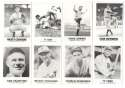 1977-84 TCMA Renata Galasso Greats - DETROIT TIGERS Team Set