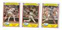 1984 Drake - CALIFORNIA ANGELS Team Set