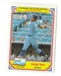 1984 Drake - KANSAS CITY ROYALS Team Set