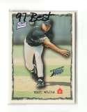 1997 Best (Minor Leagues) - TAMPA BAY DEVIL RAYS Team Set
