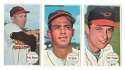 1964 Topps GIANTS (EX Condition) - BALTIMORE ORIOLES Team Set