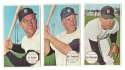 1964 Topps GIANTS (EX Condition) - DETROIT TIGERS Team Set