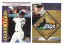 1998 Pacific Online - TAMPA BAY DEVIL RAYS Team Set