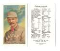 1888 Goodwin N162 Reprints - Boston Beaneaters (Braves)