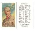 1888 Goodwin N162 Reprints - Boston Beaneaters (Braves)