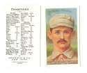 1888 Goodwin N162 Reprints - BROOKLYN TROLLEY BROOKLYN DODGERS