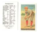 1888 Goodwin N162 Reprints - Indianapolis Hoosiers