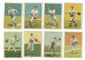 1911 General Baking (D304) Reprints - NEW YORK GIANTS Team Set