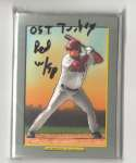 2005 Topps Turkey Red w/SP - WASHINGTON NATIONALS Team Set
