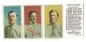 1909 Philadelphia Caramel E95 Reprints - BOSTON RED SOX Team Set