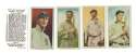 1909 Philadelphia Caramel E95 Reprints - DETROIT TIGERS Team Set