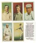 1909 Philadelphia Caramel E95 Reprints - PHILADELPHIA A's Team set