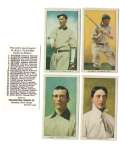 1909 Philadelphia Caramel E95 Reprints - PITTSBURGH PIRATES Team Set