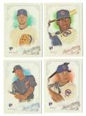 2015 Topps Allen and Ginter - CHICAGO CUBS Team Set