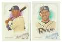 2015 Topps Allen and Ginter - TAMPA BAY RAYS Team Set