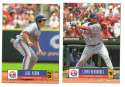 2005 Donruss (71-370) - MONTREAL EXPOS Team Set