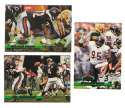 1993 Stadium Club Football Team Set 1-550 - CHICAGO BEARS
