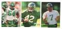 1993 Stadium Club Football Team Set 1-550 - NEW YORK JETS