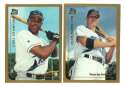 1999 Topps Traded - TAMPA BAY DEVIL RAYS Team Set w/ Josh Hamilton