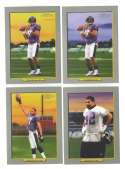 2006 Topps Turkey Red Football Team Set - BALTIMORE RAVENS