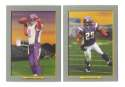 2006 Topps Turkey Red Football Team Set - MINNESOTA VIKINGS